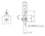 Kronshtejn TS 5.05 Frankfurt 150x120 Тросовые системы ТС Тип 1 и Тип 2