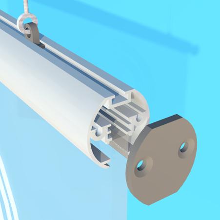 acrilight elips 1 - AR AcriLight - для световых панелей с гравировкой