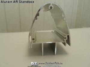 alurain StandBox 4 StandBox 80 Алюминиевый профиль