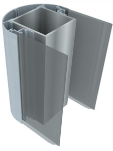 standbox 80R 1 StandBox 80R Алюминиевый профиль