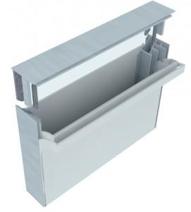 texbox 50 2 TexBox 50 Система алюминиевых профилей