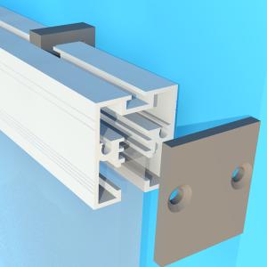 acrilight square 3 AcriLight Square Алюминиевый профиль