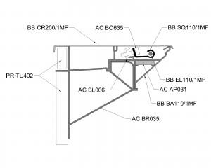 bannerbox 200 2 BannerBox 200 Система алюминиевых профилей