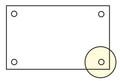 distancionnie derjzateli primenenie5 - Держатели для стекла ForINOX. Дистанционные держатели
