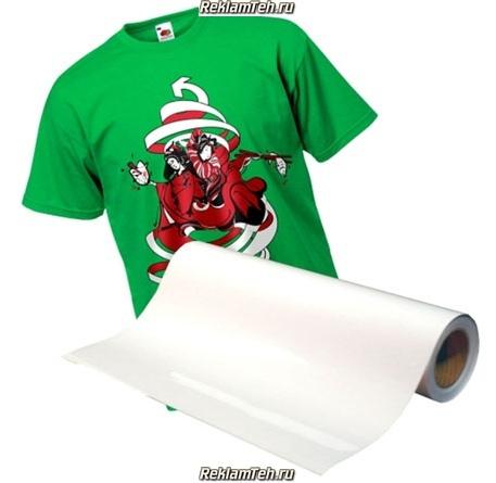 экосольвентная печать футболки