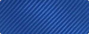 Карбон синий металлик