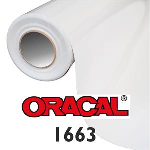 Oracal 1663 Print Vinyl 2 - Пленка для напольной графики
