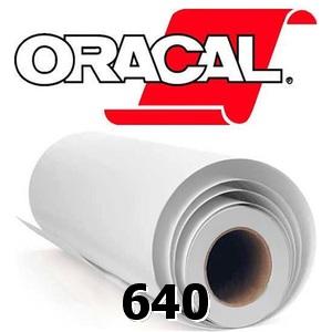 Oracal 640 - Пленка для печати