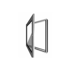 Vitrinnaya sistema windowbox 30 0 - Витринный короб с дверцей WindowBox 30
