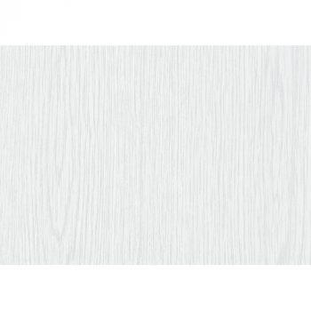 "Tyulpannoe beloe derevo glyantsevoe 350x350 - Декоративная пленка под ""Дерево"" d-c-fix"