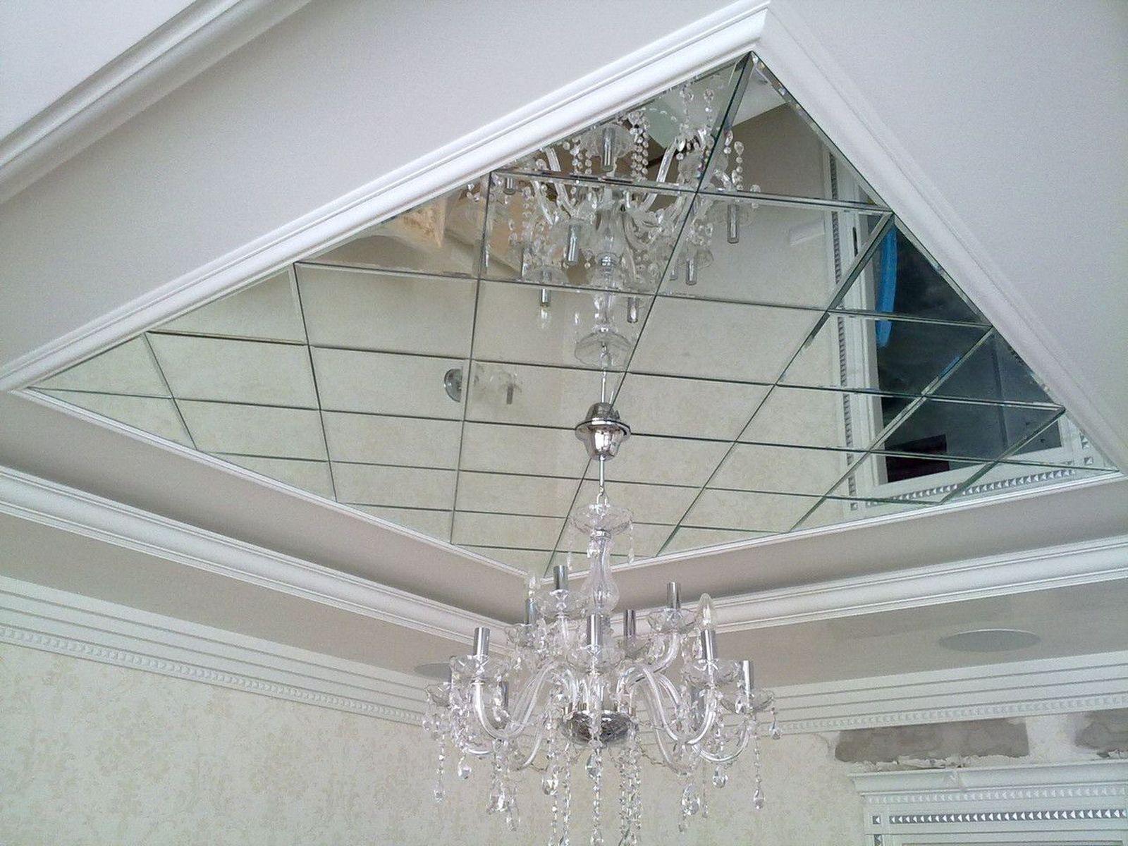zaerkalny polistirol 01 - Зеркальный пластик