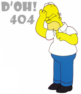 page-not-found-homer