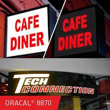 Oracal 8870 - Oracal 8870 Blockout Film