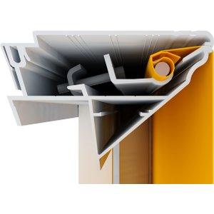 Profil BannerBox 110 - Система натяжения баннера