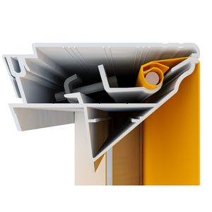 BannerBox 110 - Профиль ARBox для изготовления несветовых коробов