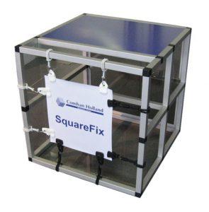 SquareFix Comhan 295x300 - Системы конструирования стел, стендов, витрин