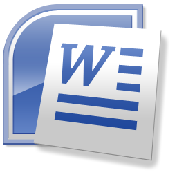 word icon png - Договоры